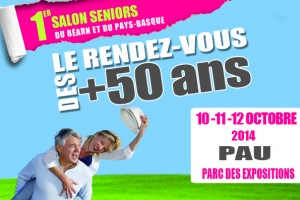 salon des seniors de Pau